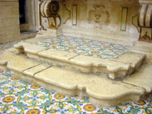 Pavimento Chiesa San Francesco di Paola