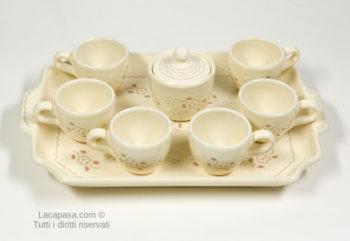 SERVIZIO 'Caffè macchiato'