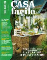 """Copertina """"Casa Facile"""" luglio 2015"""