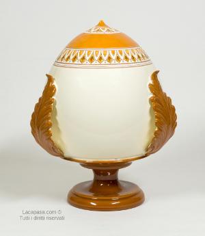 Il pumo un regalo in ceramica artigianale versatile e - Portafortuna casa nuova ...