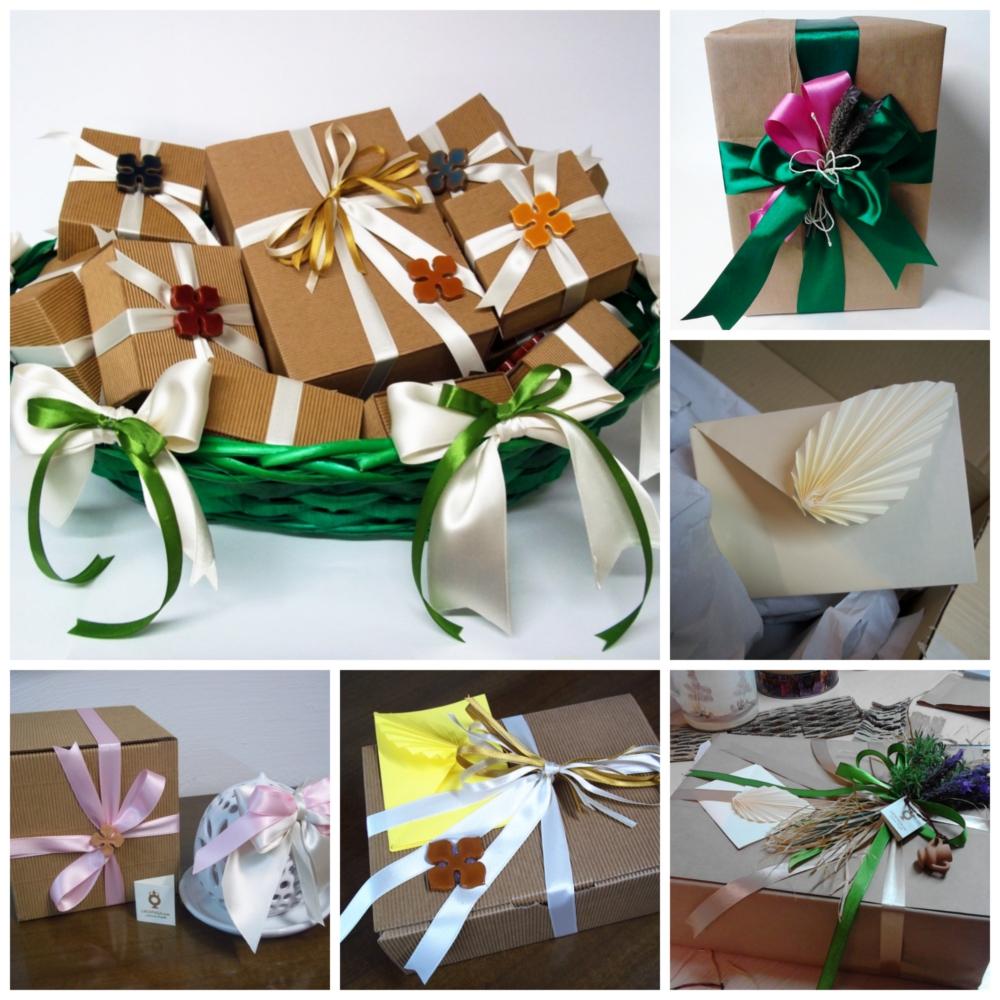 Esempi di pacco regalo