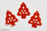 SET 3 decorazioni per albero