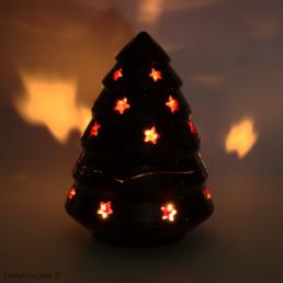 PORTACANDELA 'Albero di Natale'