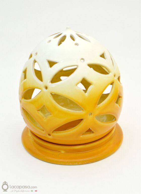 CALENDULA - Lampada in ceramica