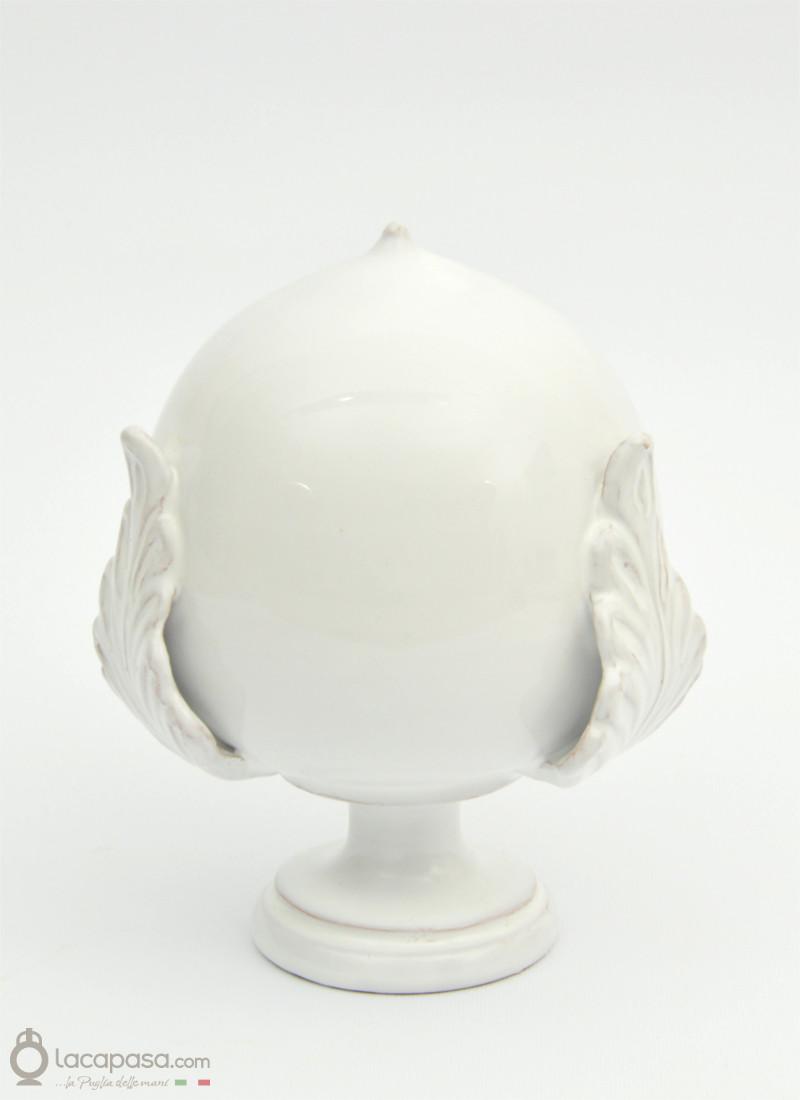 ASPARAGO - Pumo in ceramica