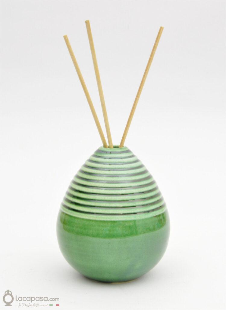 FICO - Profumatore bomboniera ceramica