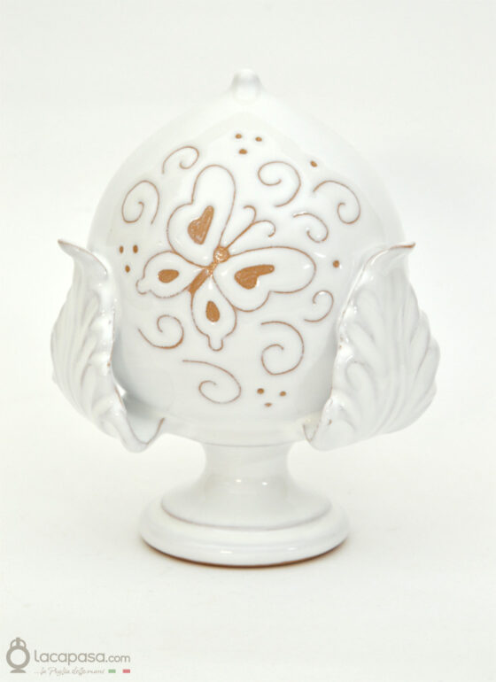 PAPILIO - Pumo bomboniera ceramica