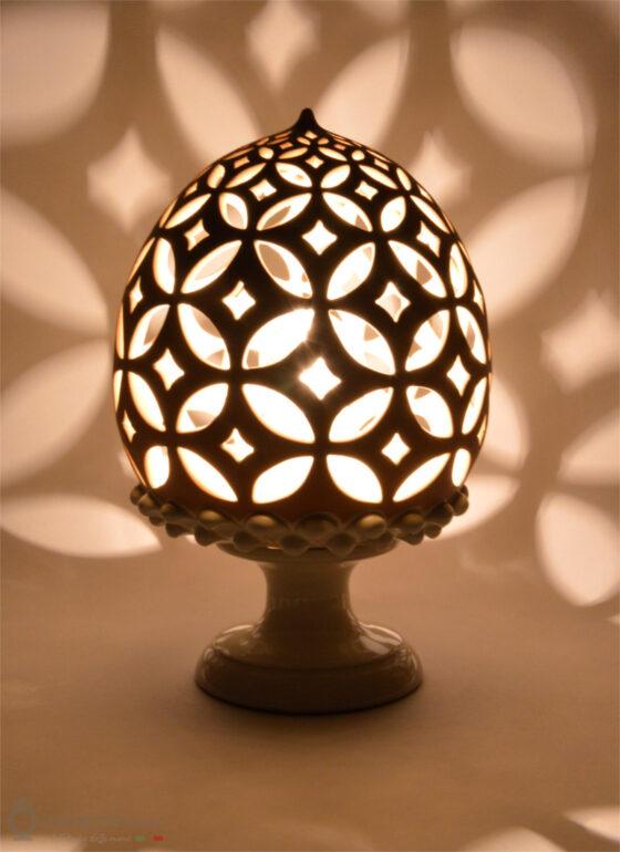 RANELLA - Ceramic Pumo Lantern