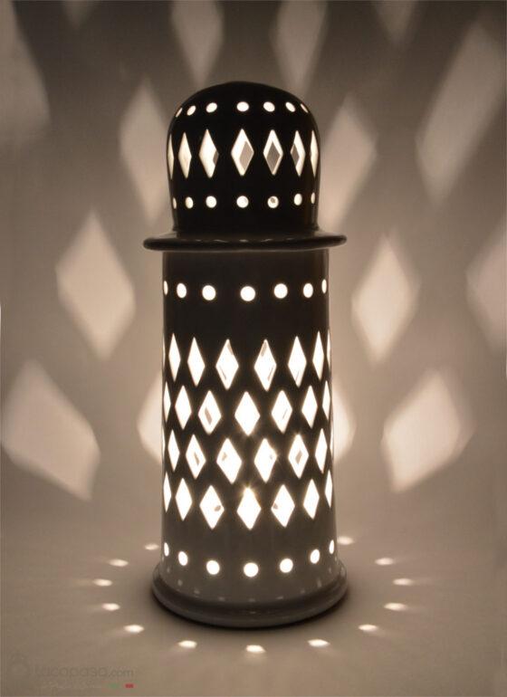 MINARETO - Lampada in ceramica