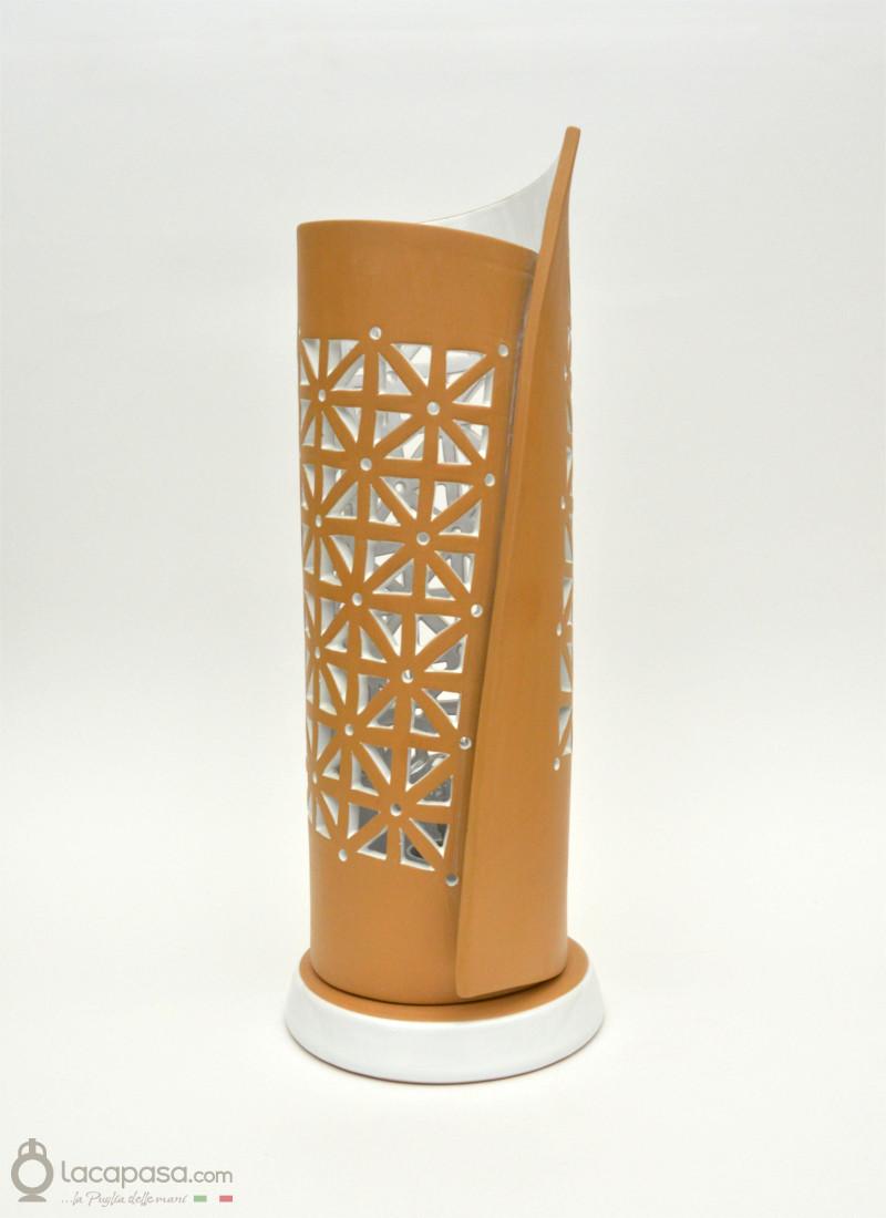 TURRITELLA - Lampada in ceramica