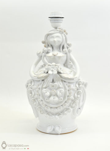 GIULIA - Ceramic Pupa Lantern