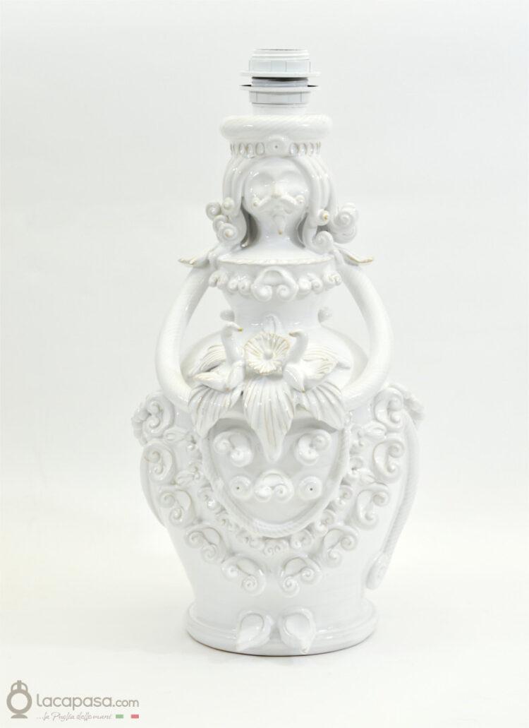 GIOVANNI - Lampada Pupa in ceramica