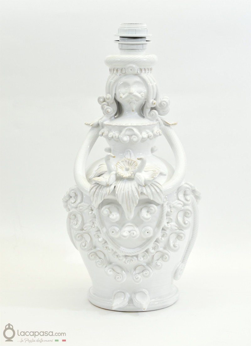 GIOVANNI - Ceramic Pupa Lantern