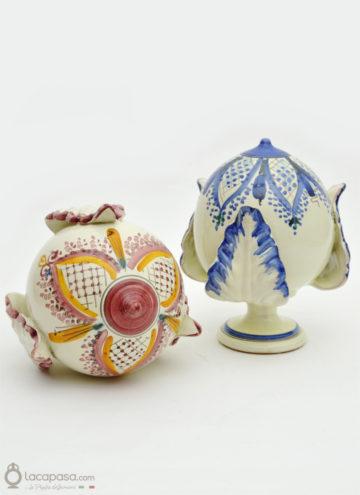 GAROFANO - Pumo in ceramica