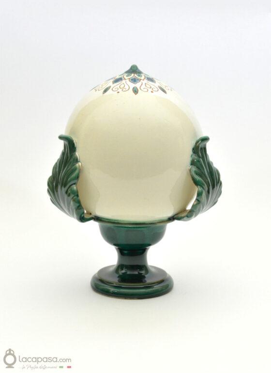 ROSMARINO - Pumo in ceramica