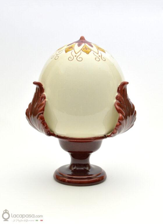 GIUGGIOLO - Pumo in ceramica