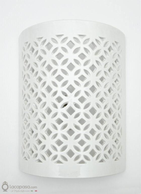 ANICE - Applique da parete in ceramica