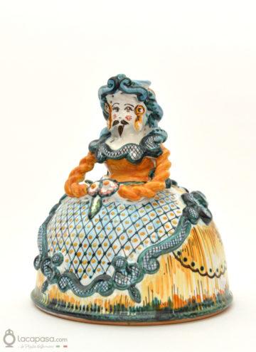 COSIMO - Pupa in ceramica