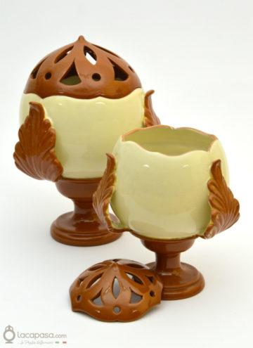 ASFODELO - Pumo in ceramica