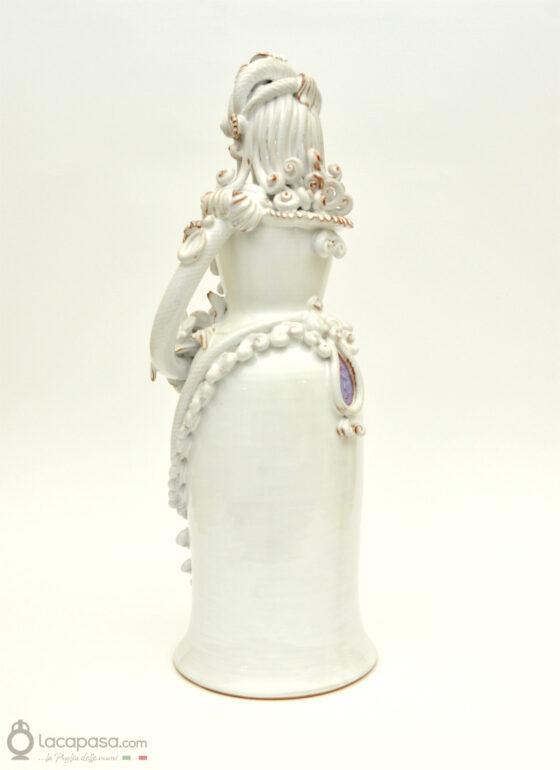 REGINA - Pupa in ceramica