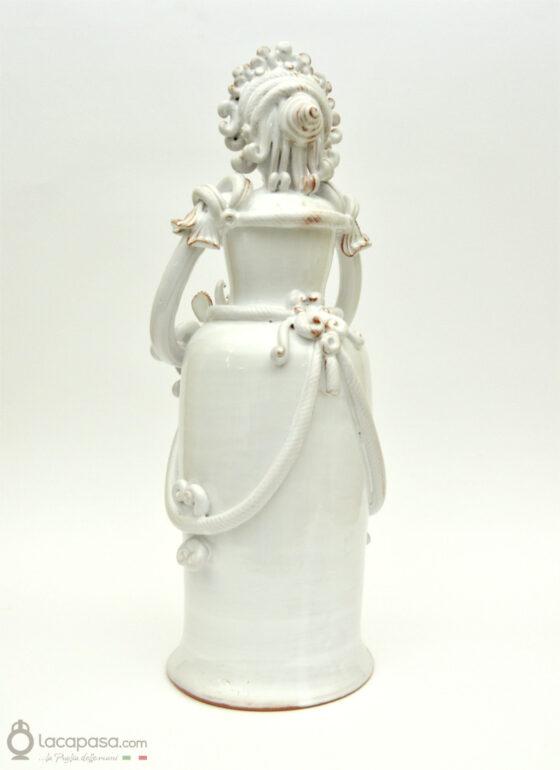 CARMELO - Pupa in ceramica