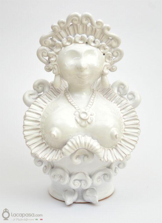 ROSA - Pupa in ceramica