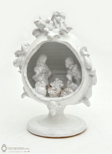 GERUSALEMME - Pumo presepe ceramica