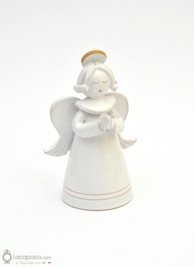 SERAFINO - Angelo in ceramica