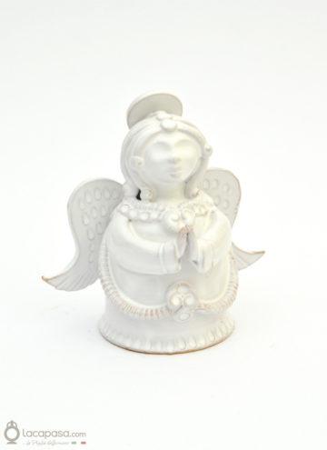 CHERUBINO - Angelo in ceramica