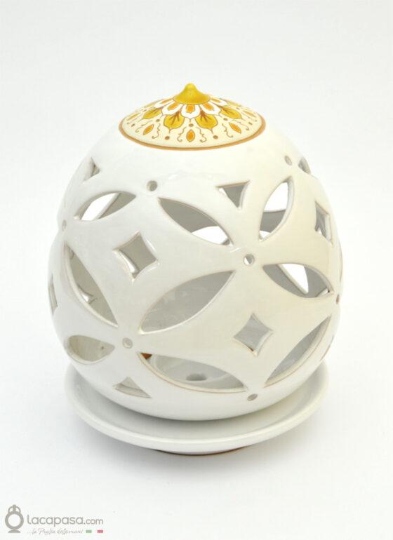 STELLA ALPINA - Lampada in ceramica
