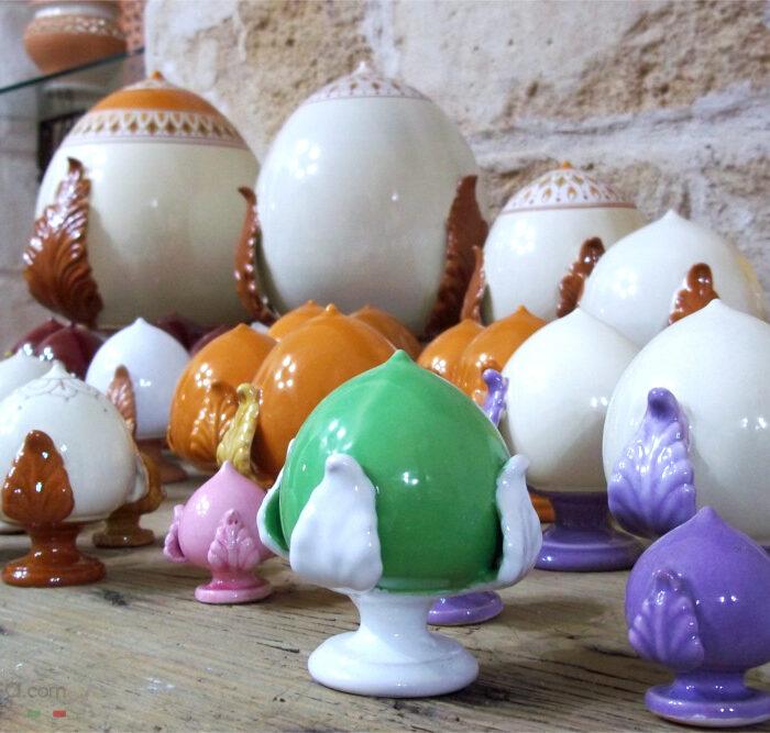 IL PUMO: un regalo in ceramica artigianale versatile e portafortuna