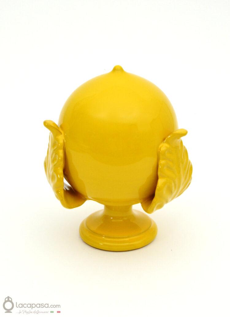 MEDITERRANEO - Pumo in ceramica