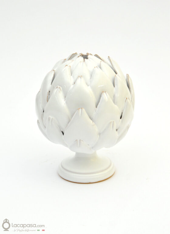CARCIOFO - Profumatore in ceramica