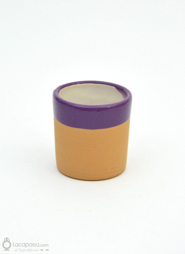 Tazzina Caffè ceramica Capasa