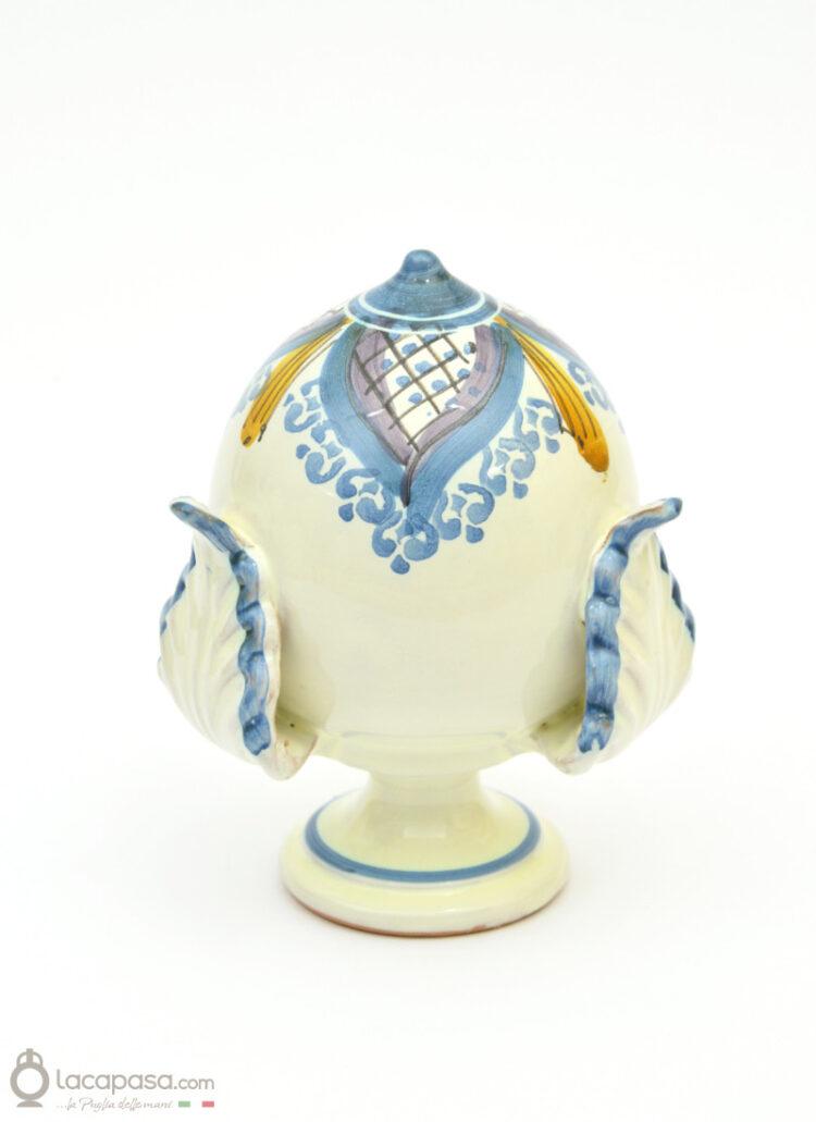 FIORDALISO - Pumo in ceramica