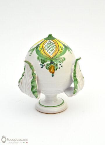 GLADIOLO - Pumo in ceramica