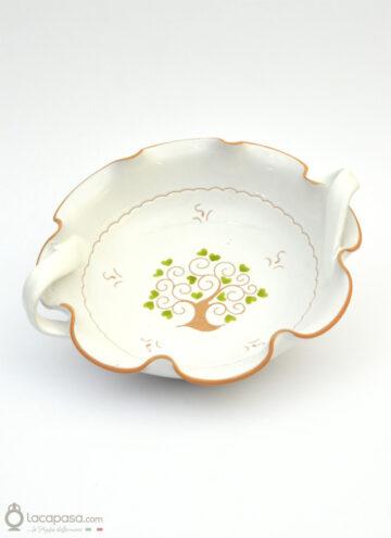 LECCIO - Svuota tasche in ceramica