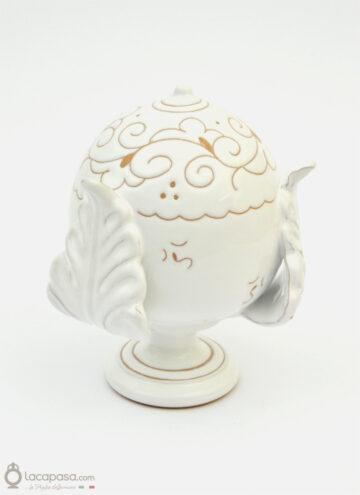 EQUISETO - Pumo in ceramica