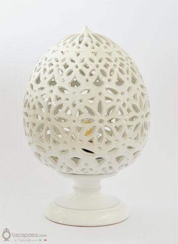 ARTEMISIA - Lampada Pumo in ceramica