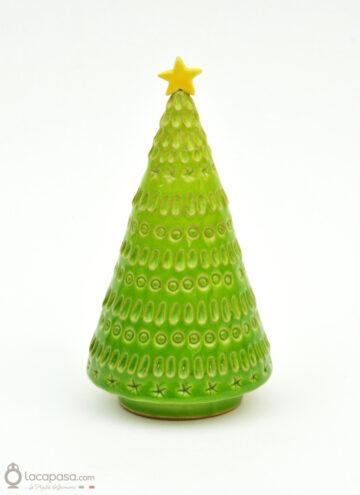 MUSCHIO - Albero di Natale in ceramica