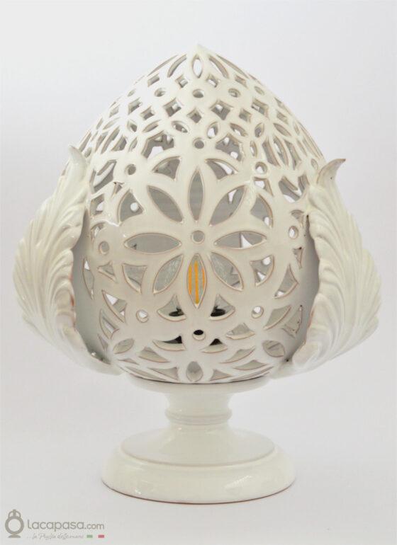 FELCE - Lampada Pumo in ceramica