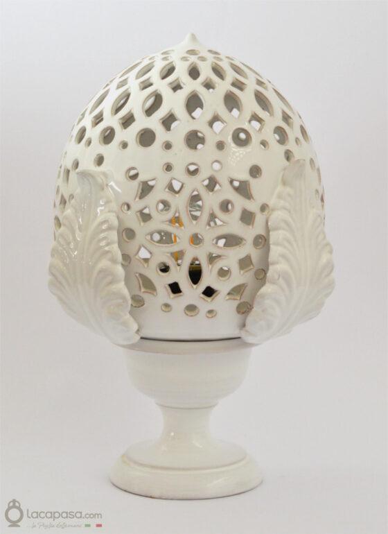 ACACIA - Lampada Pumo in ceramica