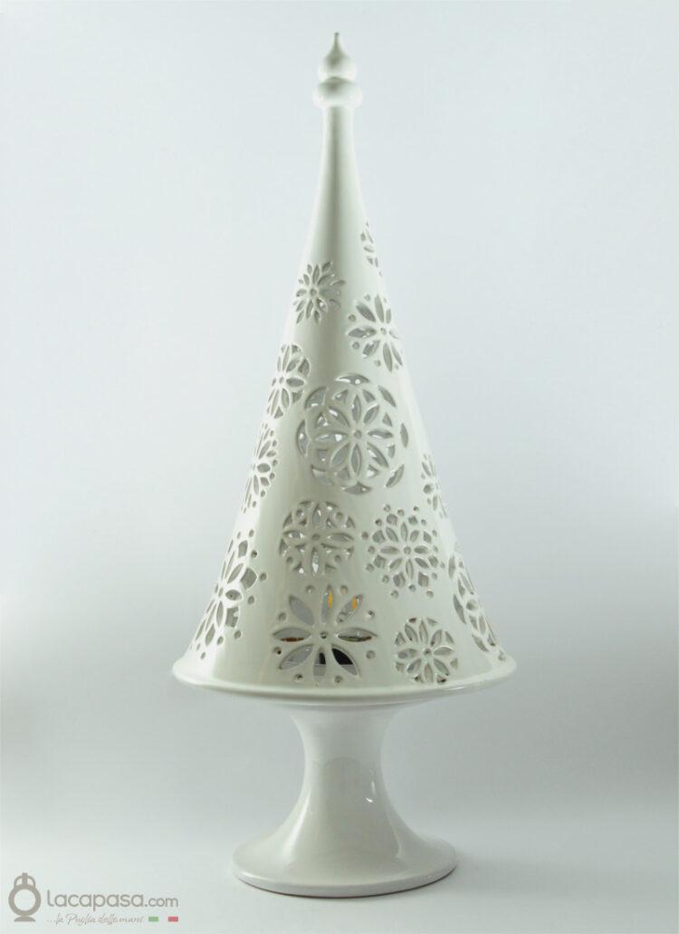 NIVES - Lampada in ceramica