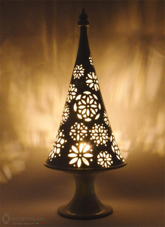 NIVES - Lampada albero Natale