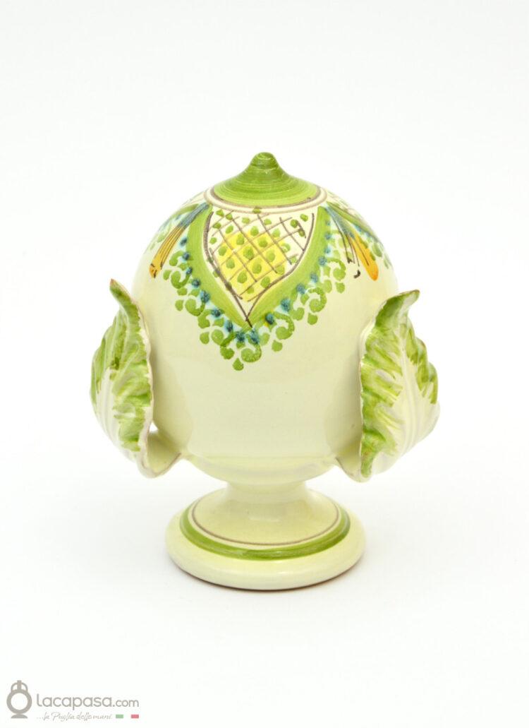 BERGAMOTTO - Pumo in ceramica