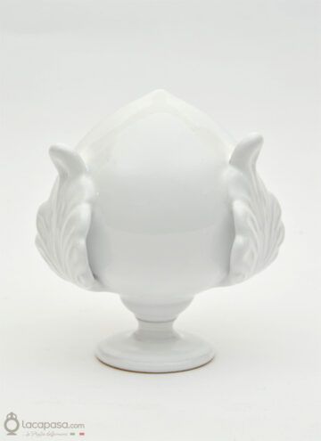 ACANTO - Pumo bomboniera ceramica
