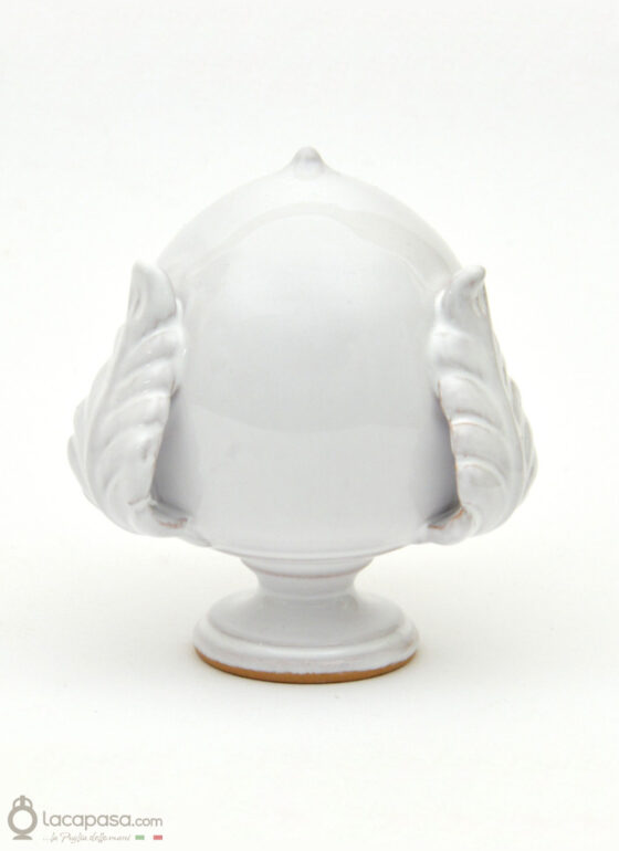 CICLAMINO - Pumo bomboniera ceramica