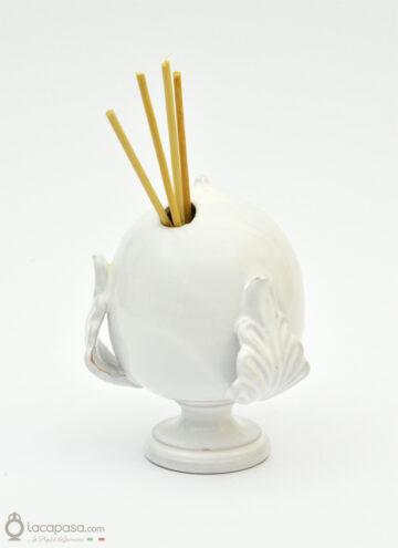 GELSOMINO - Profumatore bomboniera ceramica