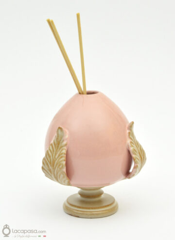 IBISCO - Profumatore bomboniera ceramica