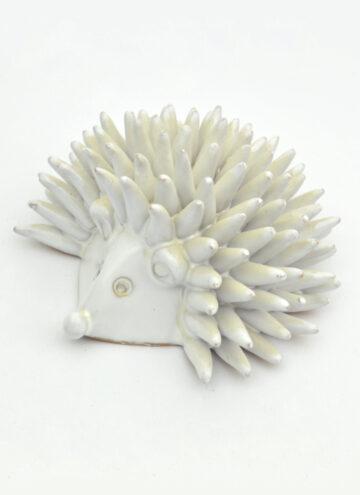 RICCIO DI TERRA - Bomboniera ceramica